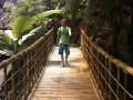 ... а я иду, гуляю по мосту...