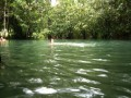 Горноая река, почти как Истра, но озеленёнее