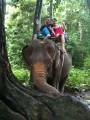 Фото со слоником (внимание: хобо-локоть)