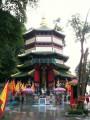 китайский храм в Тайланде