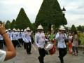 Каждый час парад смены караула