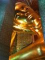 Будда в ожидании достижения нирваны