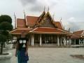Крыши самая характерная часть архитектуры - издалека узнаешь, что там святыни