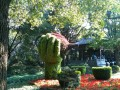 очень много таких кустарных работ разбросано по Шанхаю