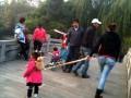Вот так детей выгуливают по Зоо