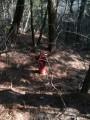 Вот еще находка, в горах - а пожарный гидрант есть!