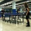 Пинг-понг в Шанхае