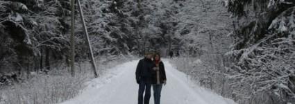 Новогодняя зима