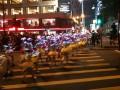 все прямо сияющие на параде