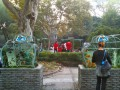 Уличные аквариумы