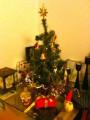 традиционная ёлочка с подарками